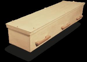 houten uitvaartkisten