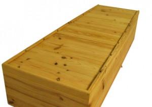 begrafenis kist